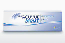 Kontaktiniai lęšiai Johnson & Johnson 1 DAY ACUVUE MOIST for ASTIGMATISM 1MA-30P-REV