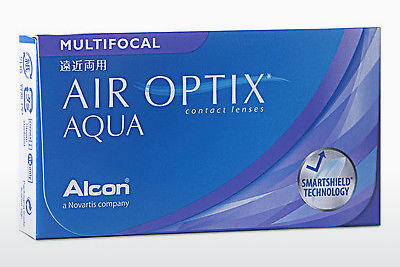 Kontaktiniai lęšiai Alcon AIR OPTIX AQUA MULTIFOCAL (AIR OPTIX AQUA MULTIFOCAL AOM6H)