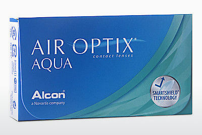 Kontaktiniai lęšiai Alcon AIR OPTIX AQUA (AIR OPTIX AQUA AOA6)