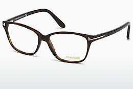 Akiniai Tom Ford FT5293 052 - Rudi, Dark, Havana