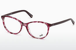 Akiniai Web Eyewear WE5214 A54 - Havanna, Red