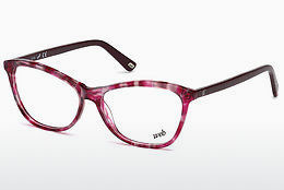 Akiniai Web Eyewear WE5215 054 - Havanna, Red
