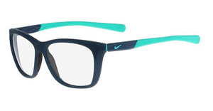 Nike NIKE 7088 418 SATIN SPACE BLUE/HYPER JADE