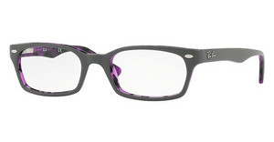 Ray-Ban RX5150 5718 TOP GREY ON HAVANA VIOLET
