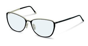 Rodenstock R2570 A black, light gold