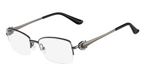 Salvatore Ferragamo SF2132R 015 SHINY GUNMETAL