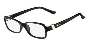 Salvatore Ferragamo SF2654R 001 BLACK