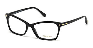 Tom Ford FT5357 001 schwarz glanz
