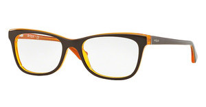 Vogue VO2763 2279 BROWN/YELLOW/ORANGE TR