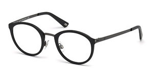 Web Eyewear WE5193 013 ruthenium dunkel matt