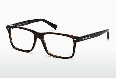 Akiniai Ermenegildo Zegna EZ5002 053 - Havanna, Yellow, Blond, Brown