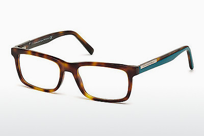 Akiniai Ermenegildo Zegna EZ5030 053 - Havanna, Yellow, Blond, Brown