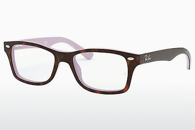 Akiniai Ray-Ban Junior RY1531 3700 - Purpuriniai, Rudi, Havanna