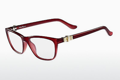 Akiniai Salvatore Ferragamo SF2728 606 - Bordo