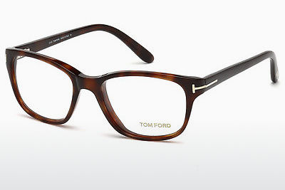 Akiniai Tom Ford FT5196 052 - Rudi, Dark, Havana