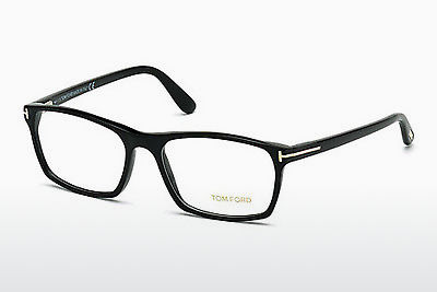 Akiniai Tom Ford FT5295 002 - Juodi, Matt