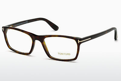 Akiniai Tom Ford FT5295 52A - Rudi, Dark, Havana