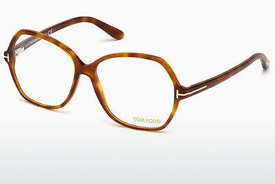 Akiniai Tom Ford FT5300 053 - Havanna, Yellow, Blond, Brown