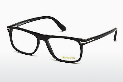 Akiniai Tom Ford FT5303 002 - Juodi, Matt