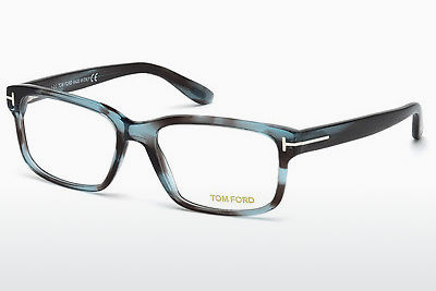 Akiniai Tom Ford FT5313 086 - Mėlyni, Azurblue