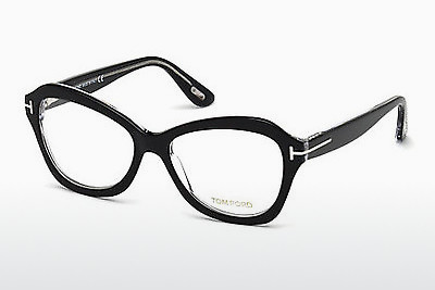 Akiniai Tom Ford FT5359 003 - Juodi, Transparent