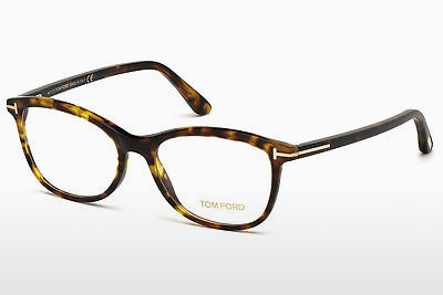 Akiniai Tom Ford FT5388 052 - Rudi, Dark, Havana