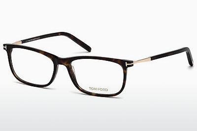 Akiniai Tom Ford FT5398 052 - Rudi, Dark, Havana