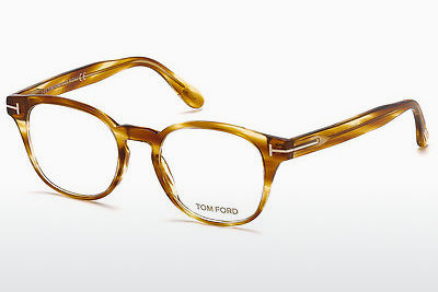 Akiniai Tom Ford FT5400 053 - Havanna, Yellow, Blond, Brown