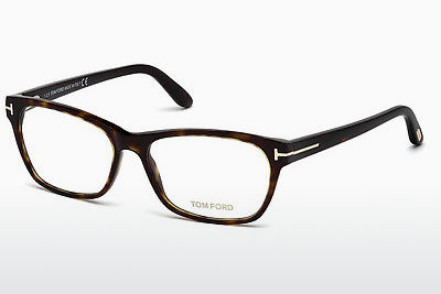 Akiniai Tom Ford FT5405 052 - Rudi, Dark, Havana