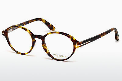 Akiniai Tom Ford FT5409 052 - Rudi, Dark, Havana