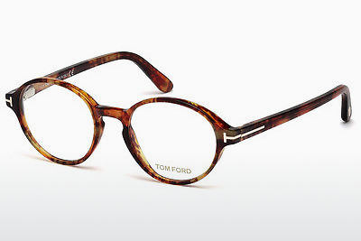 Akiniai Tom Ford FT5409 053 - Havanna, Yellow, Blond, Brown
