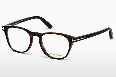Akiniai Tom Ford FT5410 052 - Rudi, Dark, Havana