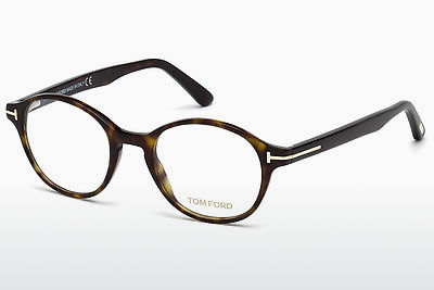 Akiniai Tom Ford FT5428 052 - Rudi, Dark, Havana