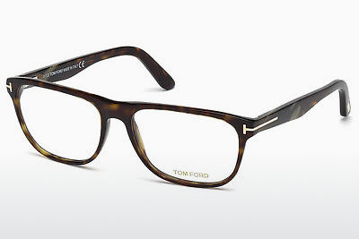 Akiniai Tom Ford FT5430 052 - Rudi, Dark, Havana