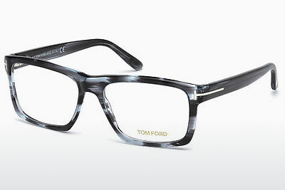 Akiniai Tom Ford FT5434 020 - Pilki
