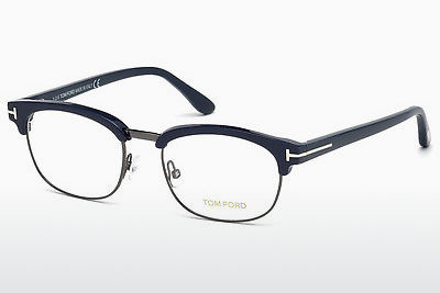 Akiniai Tom Ford FT5458 090 - Mėlyni