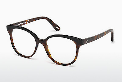 Akiniai Web Eyewear WE5196 052 - Rudi, Dark, Havana