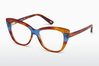 Akiniai Web Eyewear WE5197 053 - Havanna, Yellow, Blond, Brown