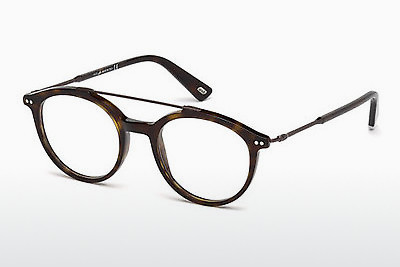 Akiniai Web Eyewear WE5204 052 - Rudi, Dark, Havana