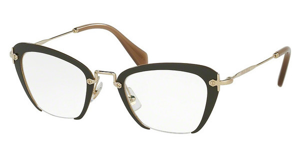 Miu Miu MU 54OV UF11O1 BROWN