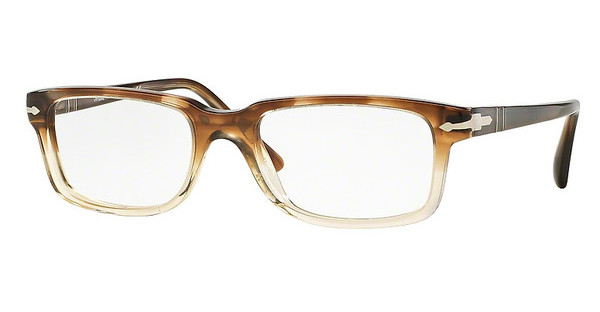 Persol PO3130V 1037 STRIPED BROWN/GR TRASP