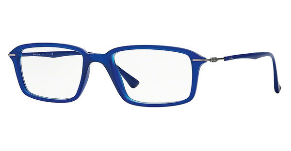 Ray-Ban RX7019 5242 DEMI SHINY BLUE