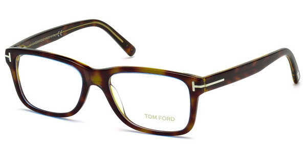 Tom Ford FT5163 55A havanna bunt
