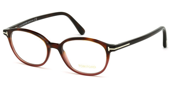 Tom Ford FT5391 054 havanna rot