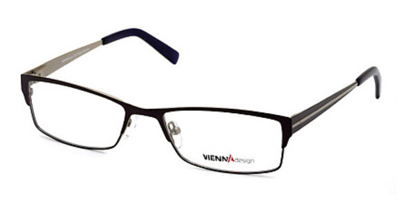 Vienna Design UN363 01 matt dark purple-matt light gold