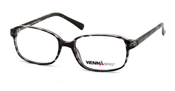Vienna Design   UN399 02 black-grey pattern