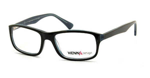 Vienna Design UN430 03 dark blue-crystal blue milky