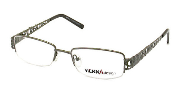 Vienna Design   UN441 02 matt gun-semimatt dark green