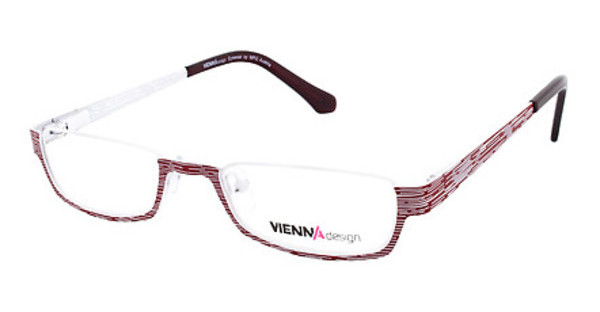 Vienna Design UN596 02 red pattern