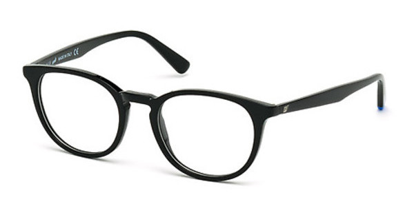 Web Eyewear WE5181 001 schwarz glanz